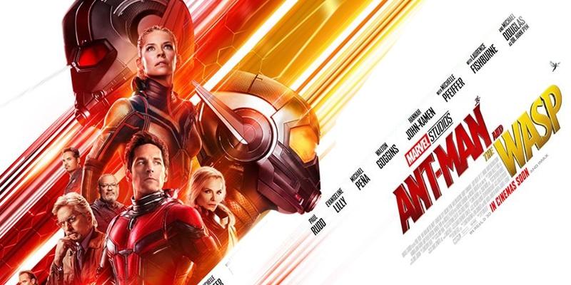 marvel - Ant-Man et la Guêpe : commande effectuée (100% spoiler et scènes post-générique) ant man guepe critique