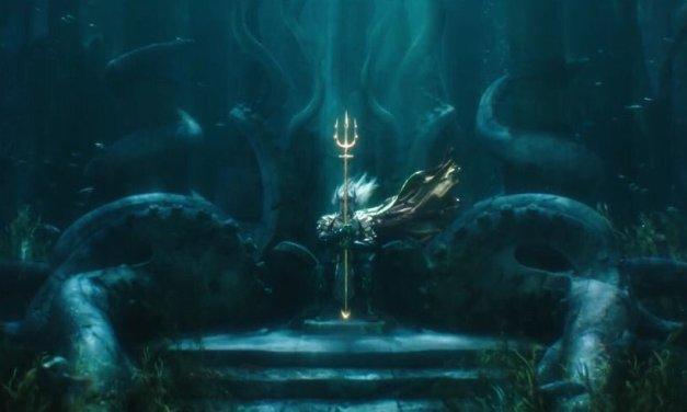Comic-Con : les trailers des Animaux Fantastiques 2, Aquaman, Shazam et Godzilla