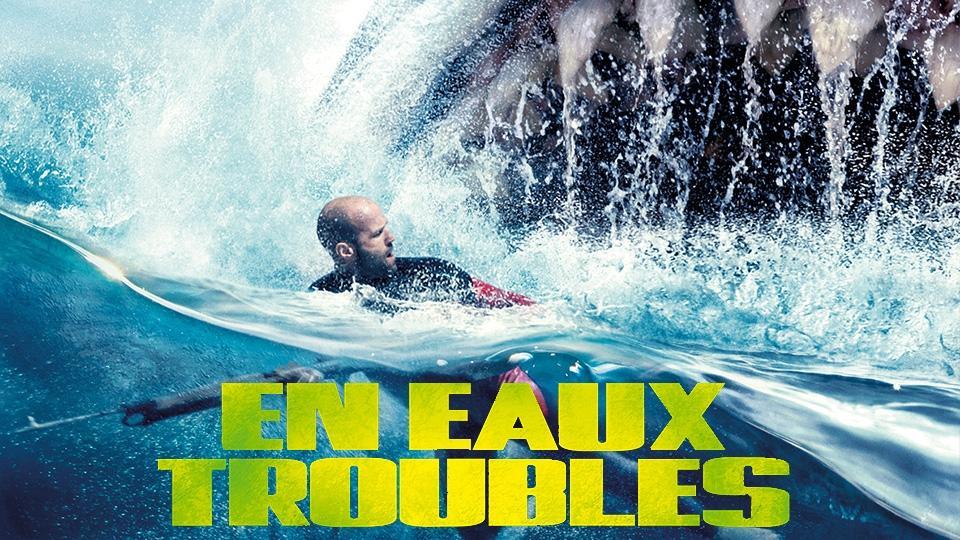 en eaux troubles - En Eaux Troubles (The Meg), un peu trop gros. Ou pas assez ! EnEauxTroubles critique