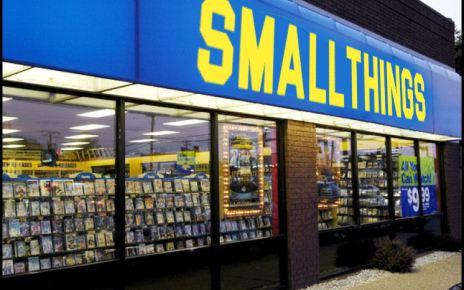 videoclub - Le vidéoclub de Smallthings : on rembobine vers les années 90