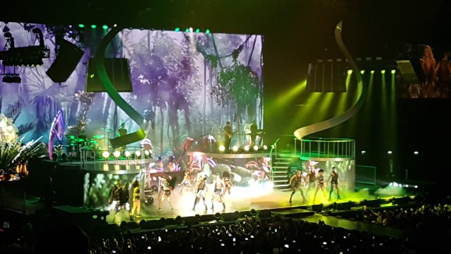 accor arena - Britney Spears à l'Accor Arena / Piece of Me Tour