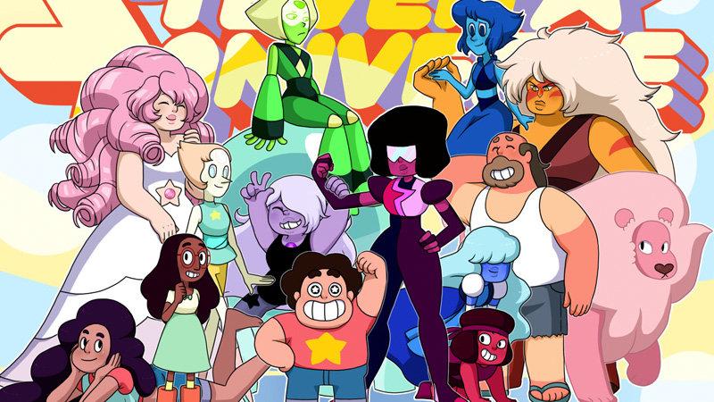 Steven Universe, récap' de la saison 1