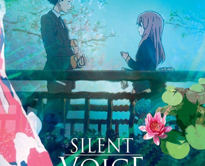 anime - Silent Voice: Une souffrance indicible