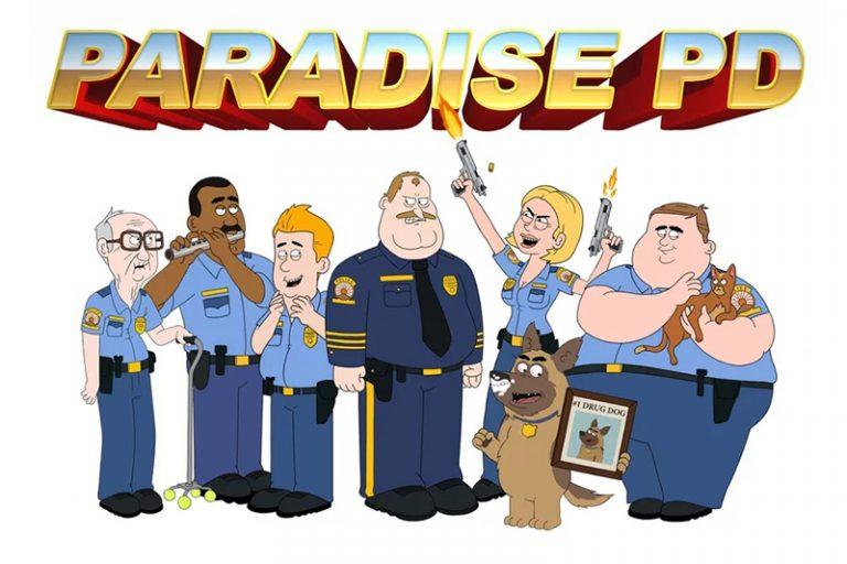 Paradise P.D.: pas drôle, non