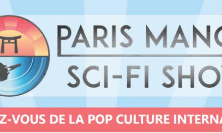 Paris Manga : la partie séries sentait bon le rétro avec Charmed, Smallville et Parker Lewis
