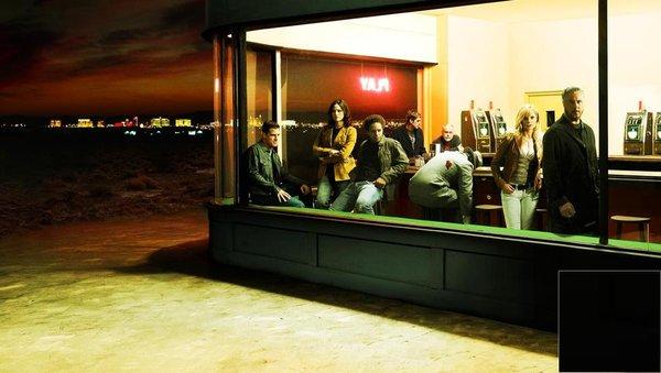 - Les oeuvres d'art dans les films et séries CSI Las Vegas