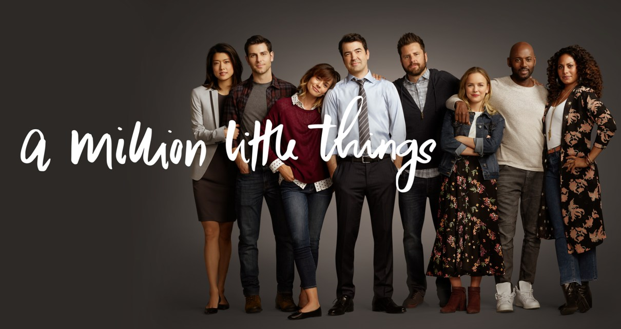 Sériephilie - A Million Little Things (Salto, saison 1), série discrète pour un maximum d'effets ! a million little things critique
