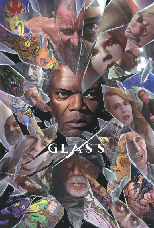 glass - Bande-annonce pour Glass de M. Night Shyamalan