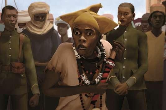 adama - Adama, film d'animation made in France
