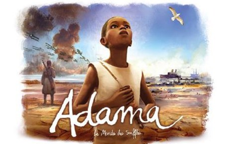 adama - Adama, film d'animation made in France
