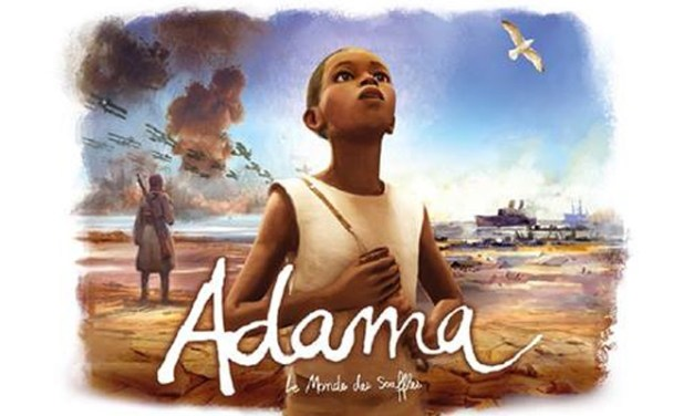 Adama, film d'animation made in France