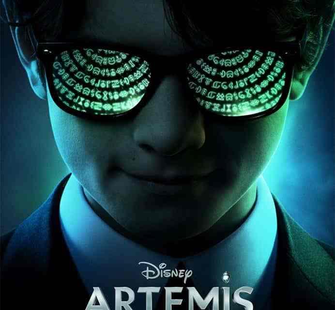Premières images de l'adaptation d'Artemis Fowl pour Disney