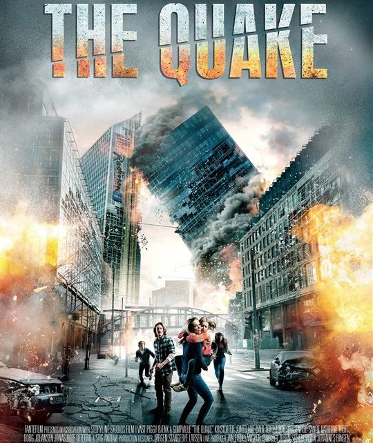 the quake - Suite de The Wave, The Quake est le film catastrophe de ce début d'année the quake critique