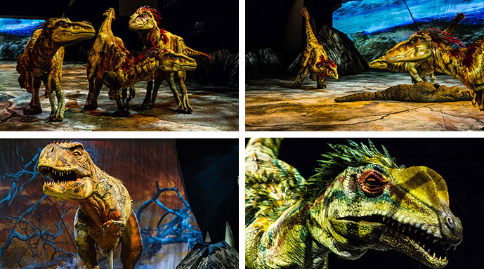 Sorties - La Marche des Dinosaures de retour à l'AccorHotels Arena unnamed 2
