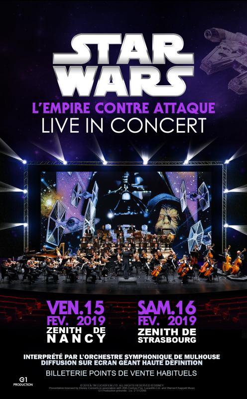 Ciné concert Star Wars