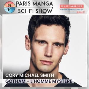 paris manga - Paris Manga & Sci-Fi Show 2019 : les invités (Buffy et Gotham) gotham paris manga 2019