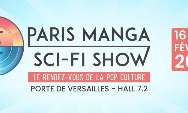 Paris Manga & Sci-Fi Show 2019 : les invités (Buffy et Gotham)