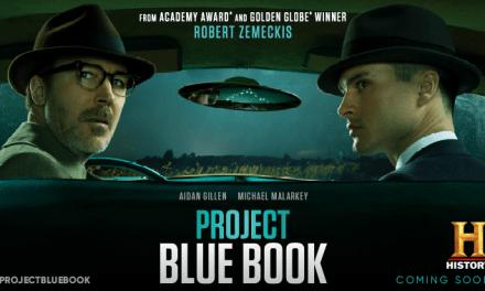 Project Blue Book : repos, soldat Mulder