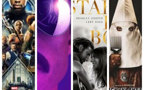 Oscars 2019, Black Panther, Bohemian Rhapsody, A star is born, BlacKkKlansman