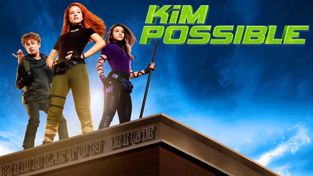 Kim Possible, le film LIVE n'est ni surprenant, ni décevant