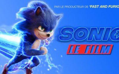 Sonic le film, le design du héros sera refait