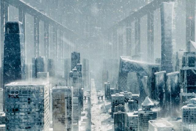 netflix - The Wandering Earth: le meilleur blockbuster que vous verrez cette année Wandering earth netflix critique 1