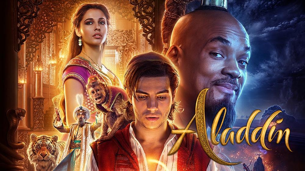 Aladdin de Guy Ritchie,  on n'y croit pas, c'est pas mielleux