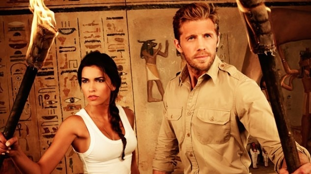 Blood and Treasure: la série d'aventures de votre été?