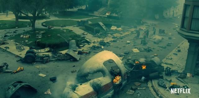 le bout du monde - Le Bout du Monde : Stranger Things, The Movie.