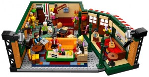 friends - FRIENDS : le Central Perk arrive en LEGO LEGO central perk friends 4