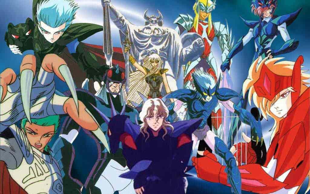 les chevaliers du zodiaque - Revoir Les Chevaliers du Zodiaque / Saint Seiya : neige, drames et cosmo énergie (Asgard, épisodes 74 à 99)