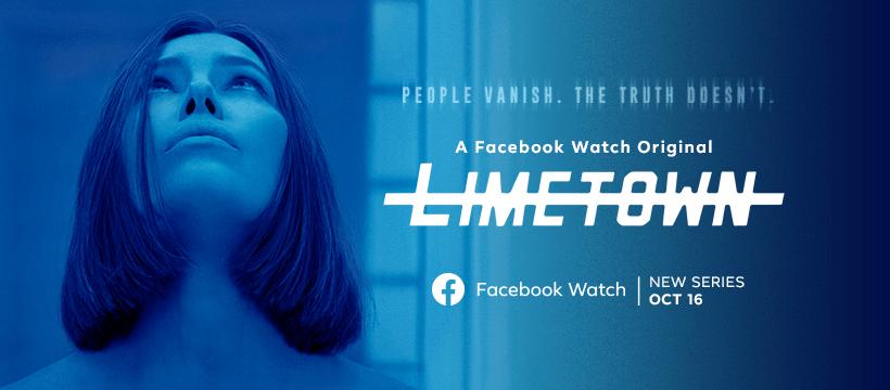 Limetown, série Facebook Watch avec Jessica Biel