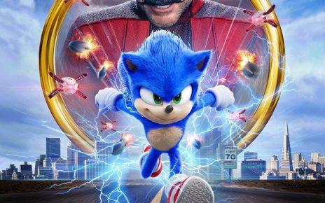 sonic - Sonic revient avec une nouvelle tête dans une nouvelle bande-annonce sonic le film affiche