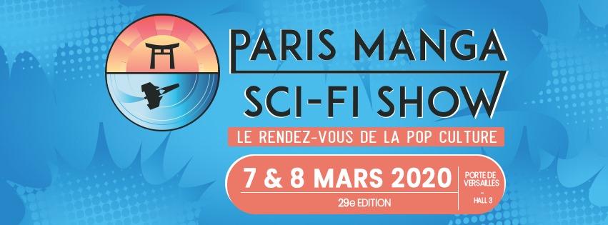 paris manga - Paris Manga - Sci-Fi Show : l'édition printemps 2020 accueille Jason Dohring et le duo Tom Welling / Erica Durance