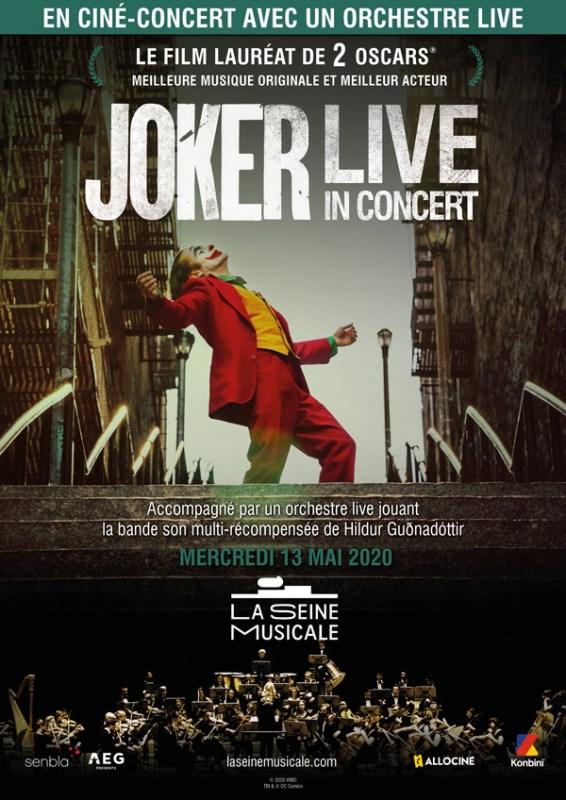 joker ciné concert