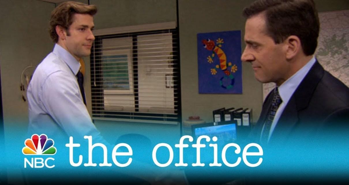 Actus - The Office : pour les 15 ans, John Krasinski partage les meilleurs souvenirs avec Steve Carell the office