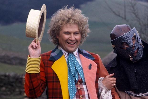 doctor who - Doctor Who (1963-1996) - Colin Baker, Le Sixième Docteur colin baker doctor who 2