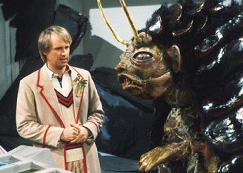 doctor who - Doctor Who (1963-1996) – Peter Davison, Le Cinquième Docteur