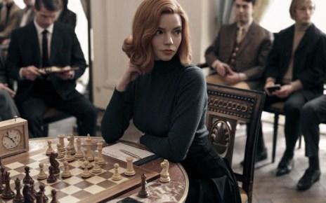 netflix - Le Jeu de la Dame, la série Netflix pour les fans d'échecs jeu de la dame