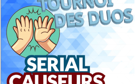 johnny depp - Serial Causeurs lance le Tournoi des Duos visuel