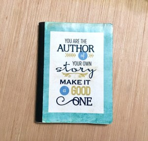 Using a Bullet Journal to Change Your Life - author story