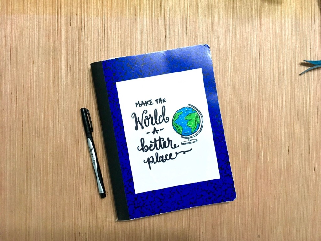 Using A Bullet Journal to Change Your Life - Supplies
