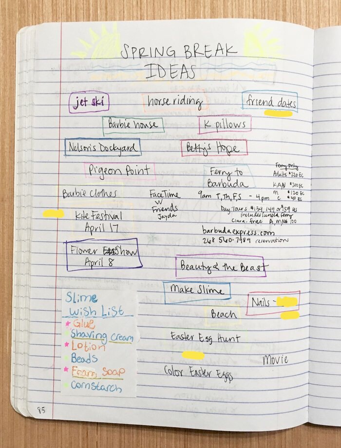 "<img class=""size-full wp-image-524"" src=""https://smallthingsovertime.com/wp-content/uploads/2018/04/img_2119.jpg"" alt=""Using a Bullet Journal to Change Your Life - brainstorming"