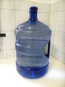 large 5 gallon water bottle