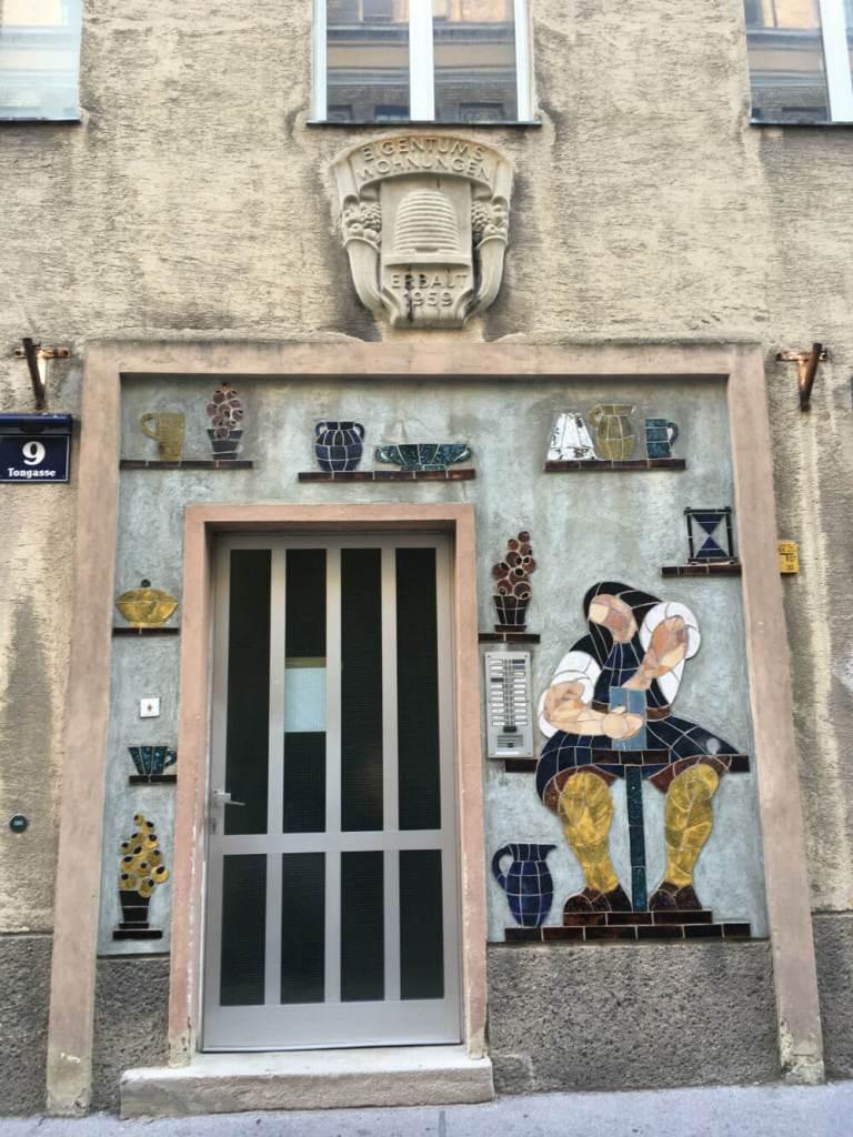 Running Helped Me Transition Doors around Vienna Austria