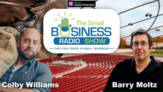 barry moltz the small business radio show podcast small town big money
