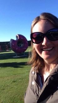 Donut in Springfield