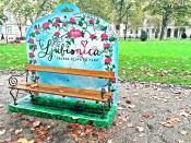 Kissing bench, Zagreb