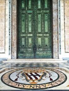 The magnificent door