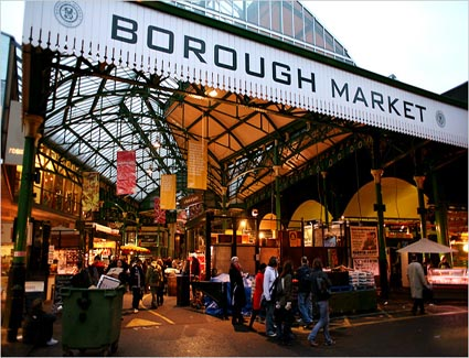 Borough Market | travelstay.com